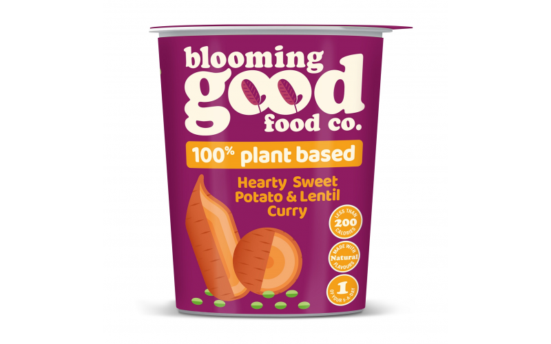 £100 worth of B&Q vouchers and one month's supply of Blooming Good Food Co.