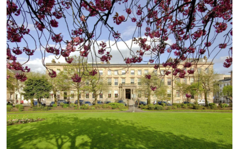 Win a spa break for two at Blythswood Square