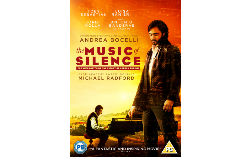 The Music of Silence DVD