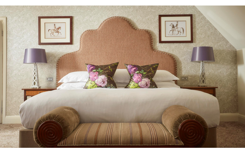 A stay with Pride of Britain Hotels member Bovey Castle.
