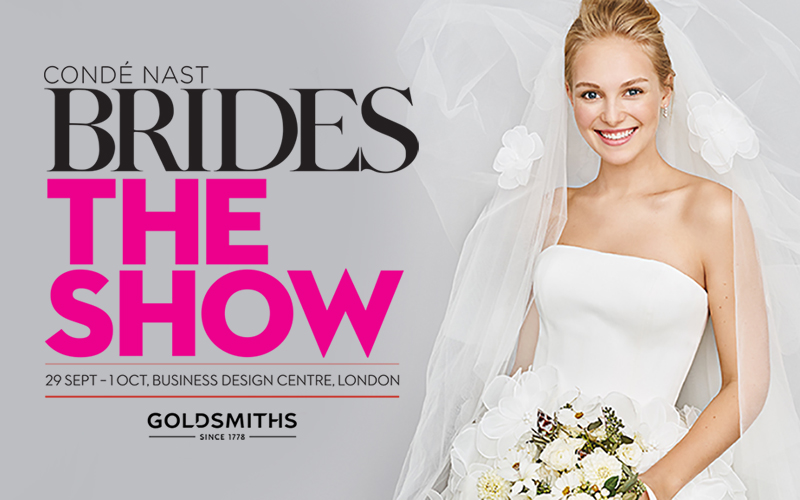 Win tickets to Brides The Show