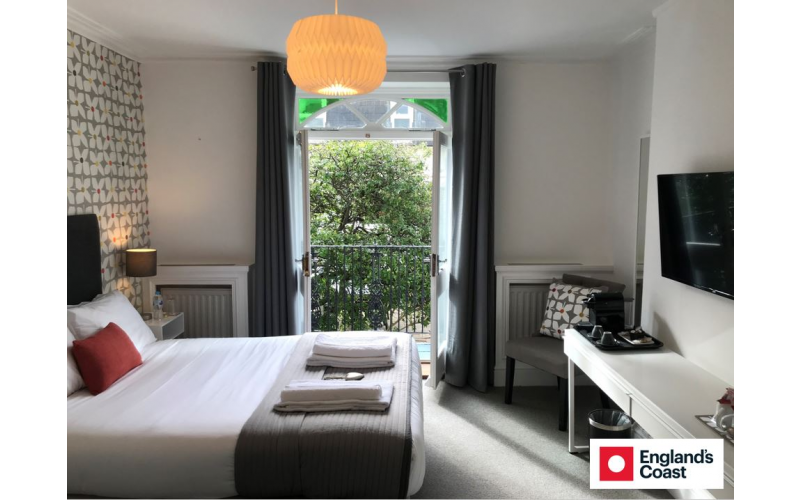 A two-night for two people stay at the White House Hotel in Brighton