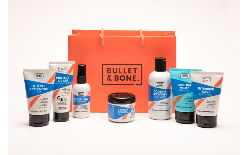 Win the complete Bullet & Bone collection, worth £85