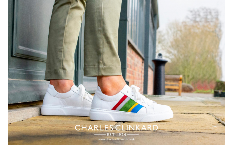 WIN £500 WORTH OF SHOES FROM CHARLES CLINKARD.