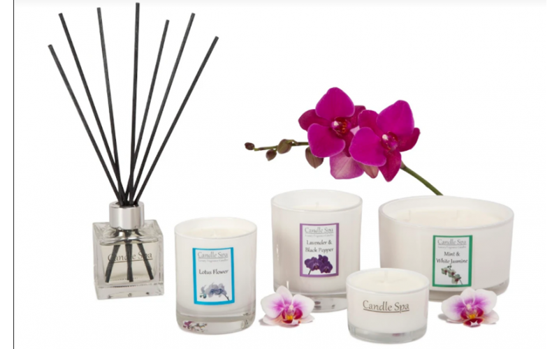 Win a £50 Voucher for products at Candle Spa