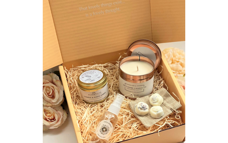 1 year subscription to Lovely Box - The UK's Leading Candle and Home Fragrance  Subscription