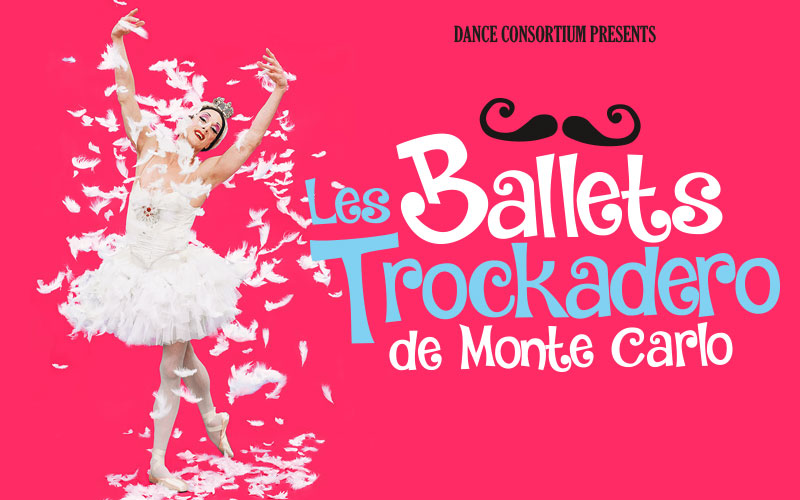 Win four tickets to see Les Ballets Trockadero de Monte Carlo