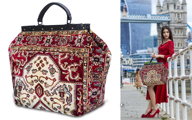 Win your own Mary Poppins Carpet Bag