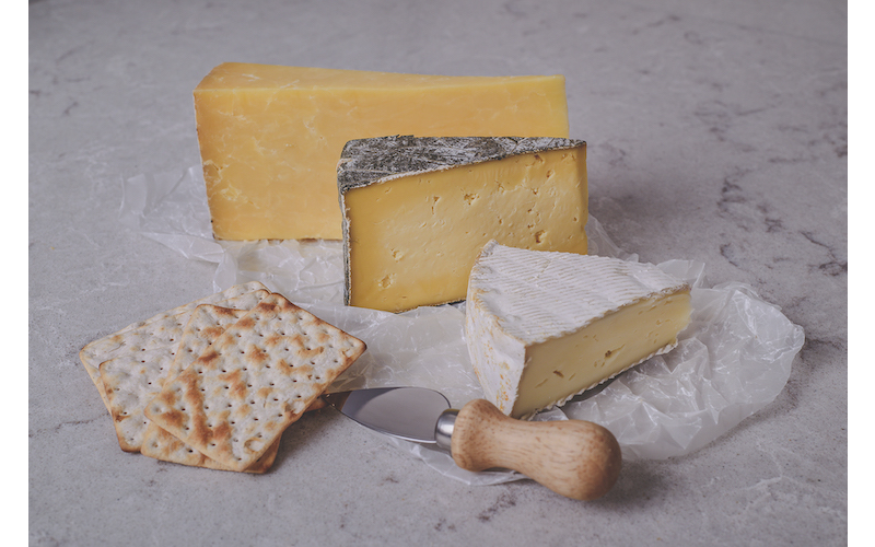 Three-month subscription to the Slate Cheese Club