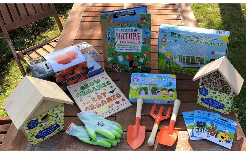 Children's Gardening Bundle