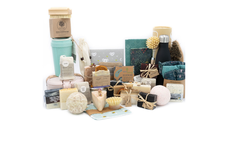 Win 2 lifestyle hampers full of eco-friendly products worth £250 each!