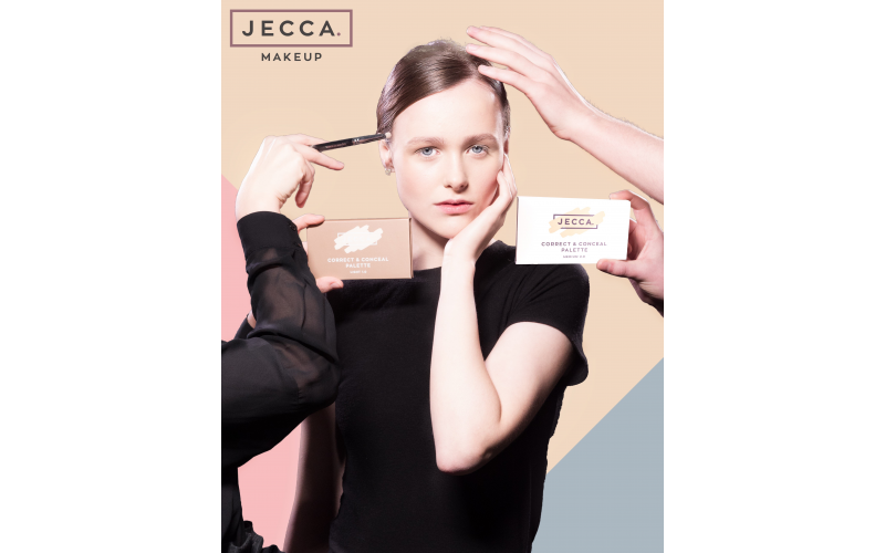 JECCA Correct & Conceal palette