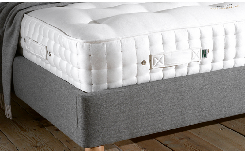 The Stow single mattress from The Pure Natural Collection