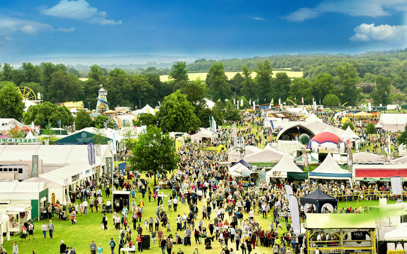 WIN A FAMILY TICKET for BBC Countryfile Live