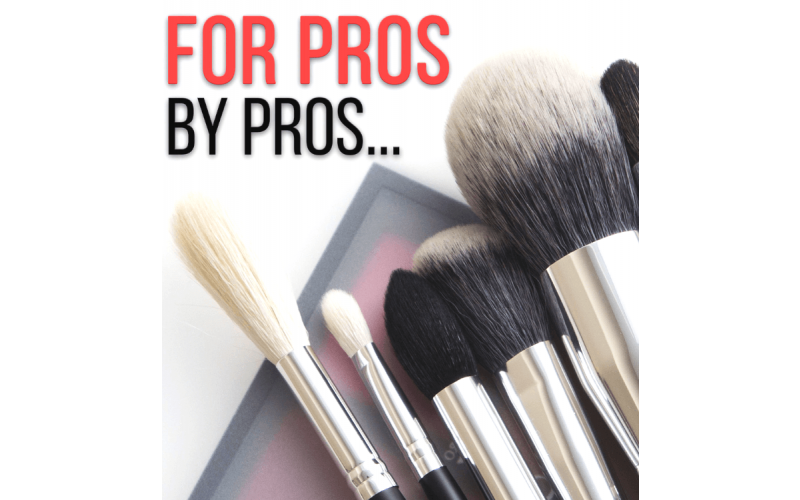 £100 Voucher to Spend on Make Up and Brushes at Crownbrush.co.uk
