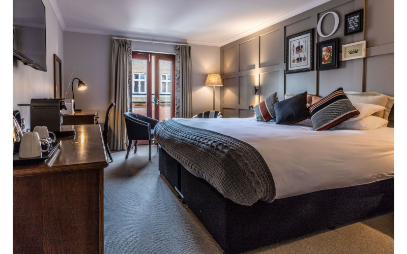 WIN a one-night stay and dinner for two at The Crown, Surrey