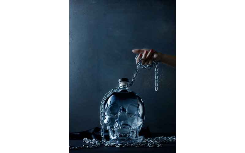Pair of tickets to the Crystal Head Halloween Party 2019 with Black Futures and Nova Twins