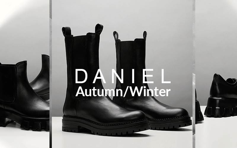 A £250 voucher for Daniel Footwear