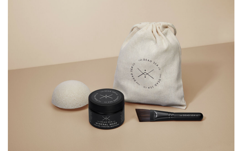 Win a mud mask set from The Dead Sea Company