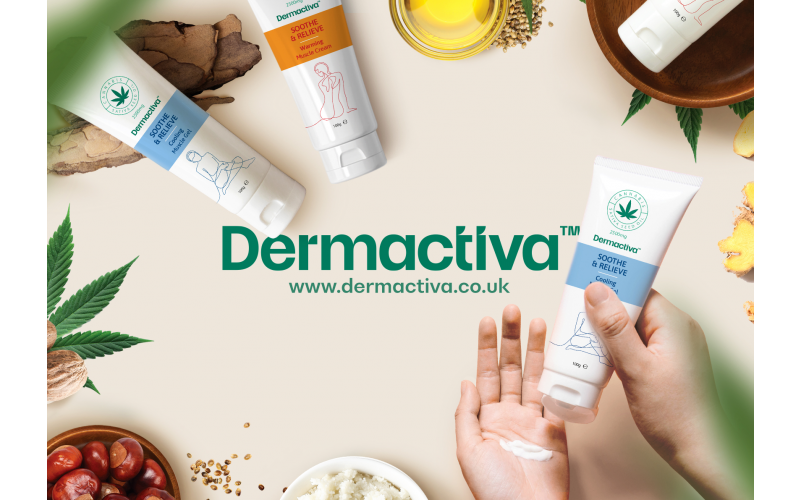 Win a care package from Dermactiva CBD