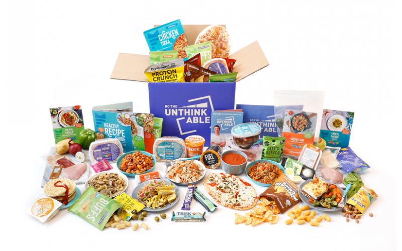 Month's trial of musclefood's Do The Unthinkable programme