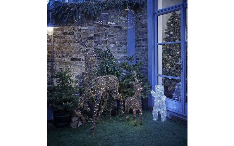 £150 Dobbies gift card and a festive lighting bundle totalling over £300
