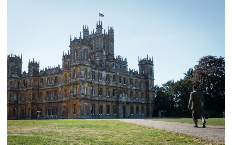Trip to the home of Downton Abbey
