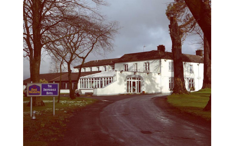 Win a Luxury Stay for Two at the Dryfesdale Hotel by Best Western