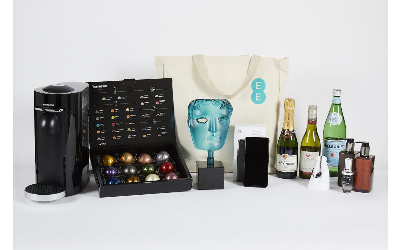 Win money-can't-buy-tickets to the EE BAFTAs 2019!