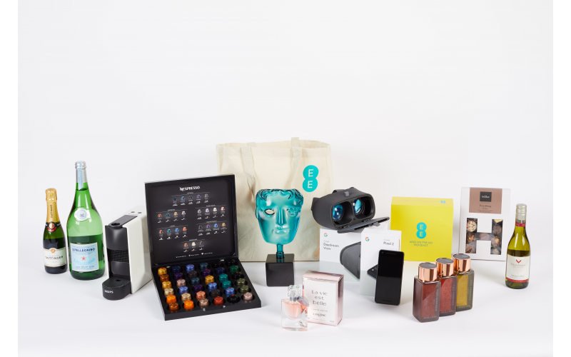 Win an Exclusive EE Goody Bag!