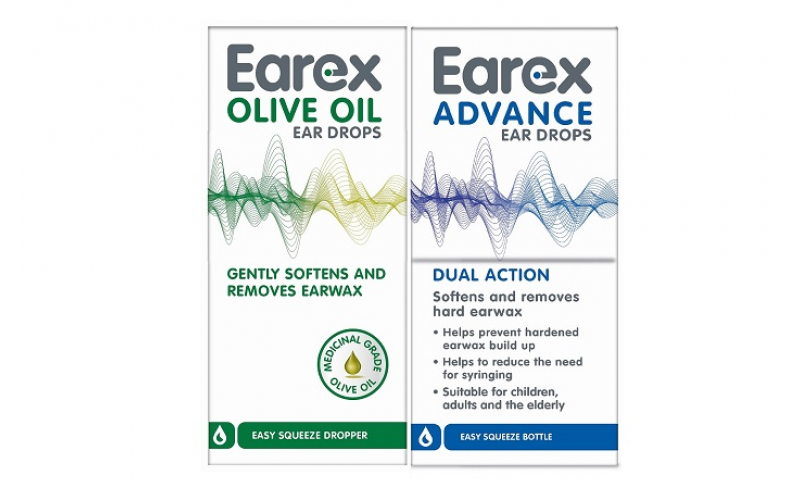 Products from the Earex range along with a £50 Boots voucher