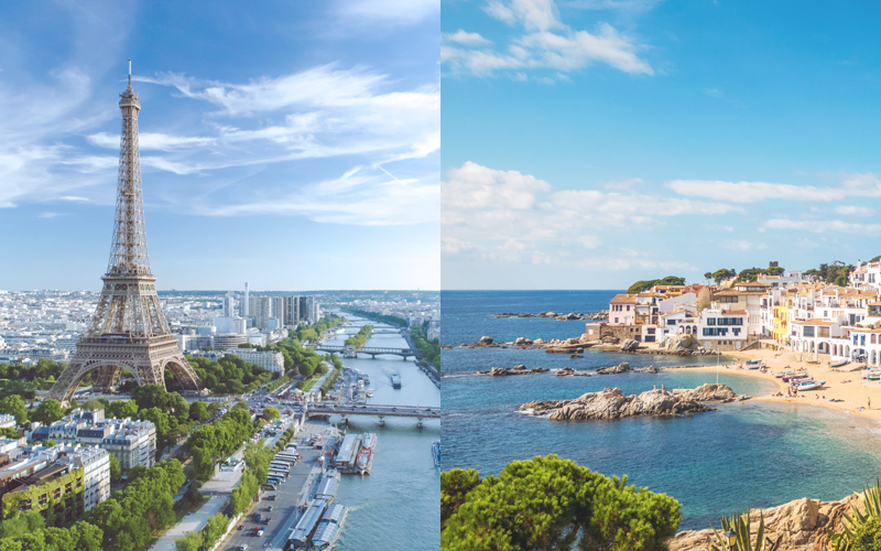 Win a train adventure to France and Spain worth £900