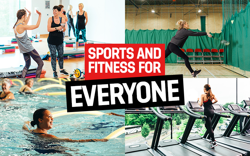 A year's gym membership at your nearest Everyone Active for you and a friend!