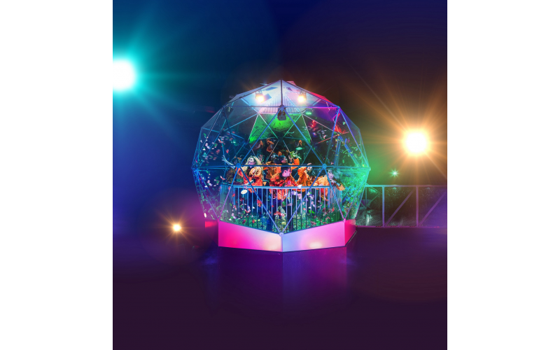 Win eight tickets to The Crystal Maze LIVE Experience