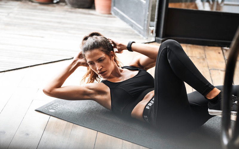 WIN A 3- MONTH SUBSCRIPTION TO FREELETICS