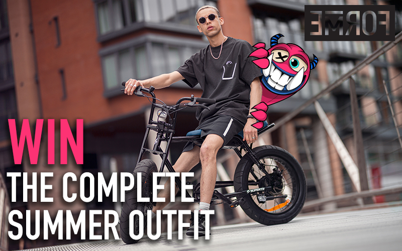 WIN THE COMPLETE SUMMER OUTFIT