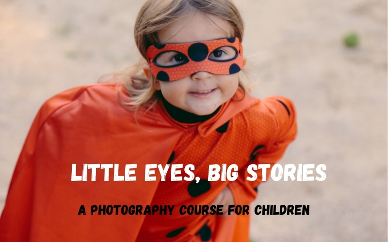 Win Online Photography Course and 1-2-1 Session Worth £199