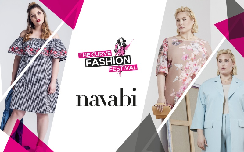 £200 voucher for navabi and two VIP tickets to The Curve Fashion Festival including hotel stay and travel