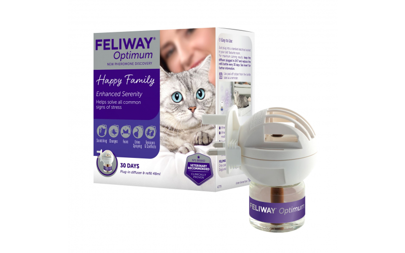 FELIWAY® Optimum plug-in diffuser