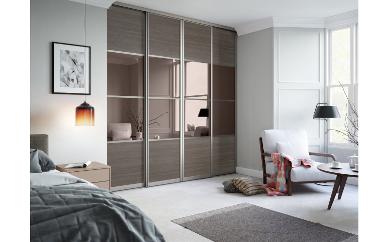 Spaceslide Signature Fitted Wardrobe