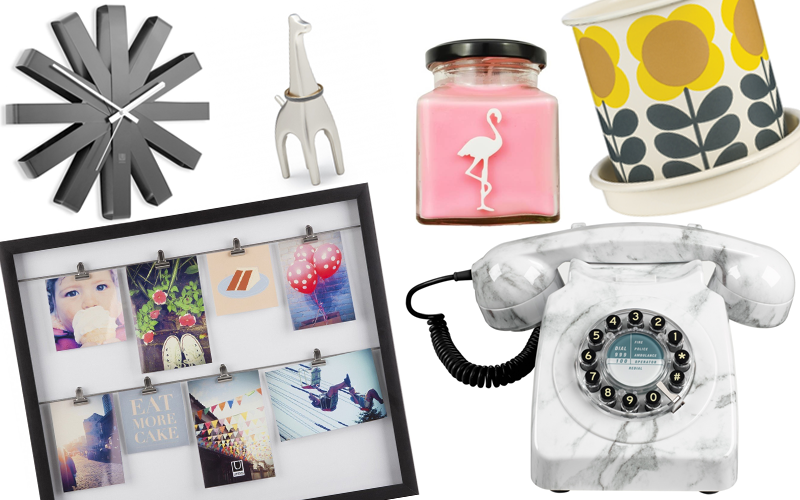 £125 to spend at Flamingo Gifts