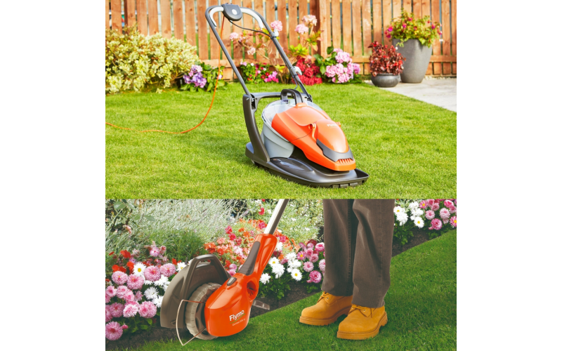 Win the ultimate gardening package with Flymo