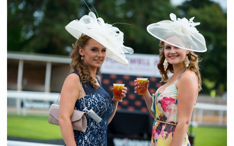 Pair of tickets to Ladies Day at Fontwell Racecourse