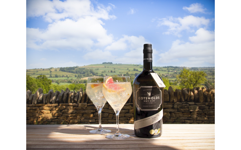 Cotswolds Distillery Tour and Tasting and Dry Gin Magnum