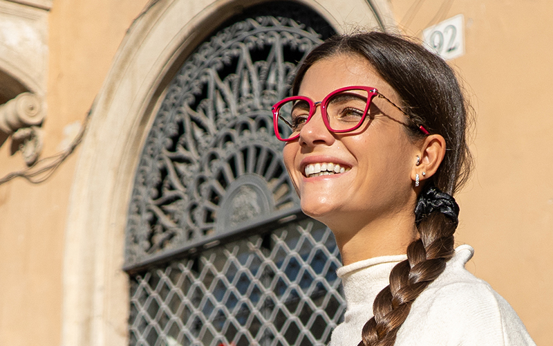 WIN a pair of glasses worth £100 from Glasses Direct.