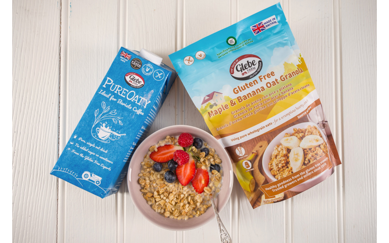 Win Breakfast for Two Months from Glebe Farm Foods