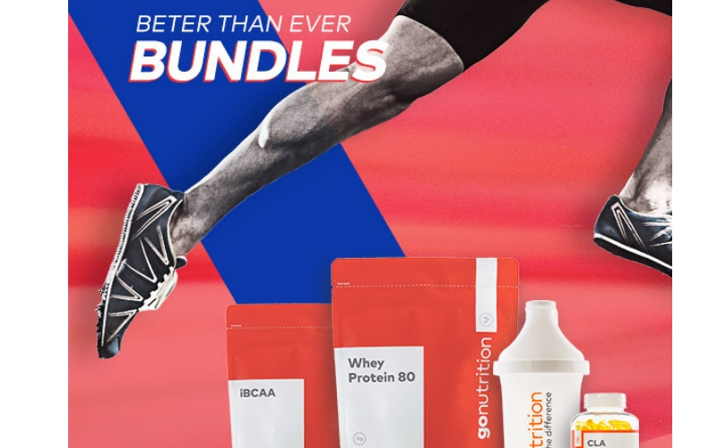 Win a fitness goal bundle worth up to £75