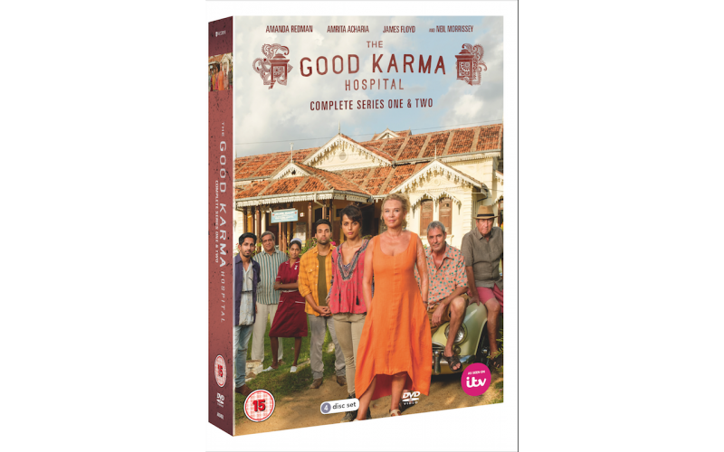 The Good Karma Hospital Complete Series One and Two Box Set