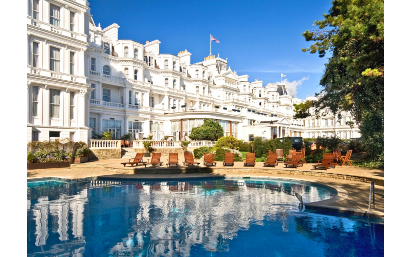 Win a two night luxury five-star stay for two at The Grand Hotel Eastbourne