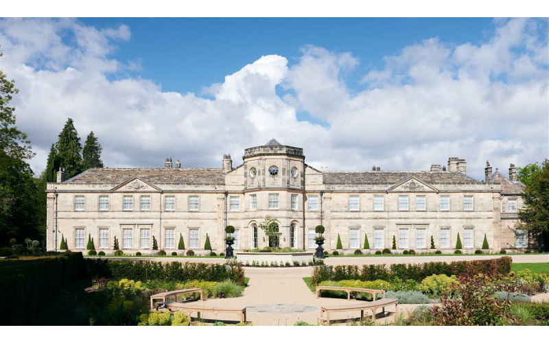 Stay at Grantley Hall, North Yorkshire
